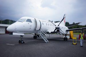 屋久島へは飛行機移動が便利