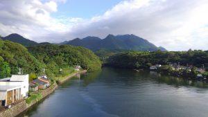 yamakara屋久島事務所からの風景2