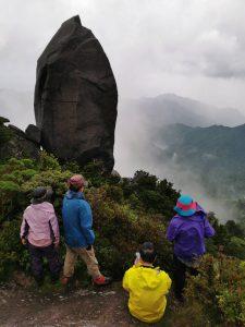太忠岳登山